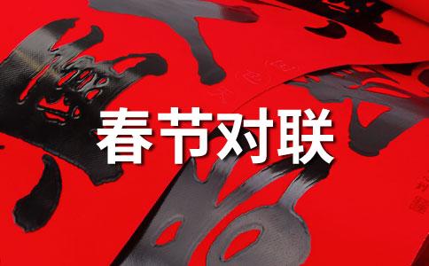 2013蛇年家庭春节对联